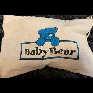 Baby bear, safest baby ear protection.